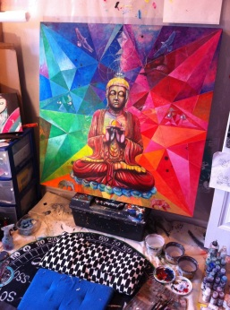 Buddha Nature -commission work
