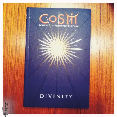 CoSM Journal No.9 'Divinty' showed up in the mail